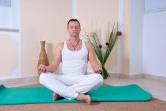 Professeurs de yoga Photos stock