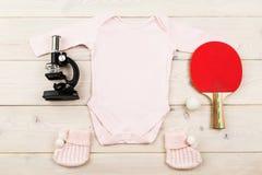 Profession d'avenir de bébé photo stock