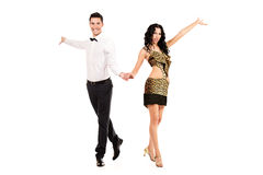 Profession de danse Photos libres de droits