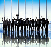 Profession de Team Teamwork Togetherness Business Coworker de succès Photo stock