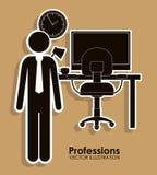 Profession design Stock Photos