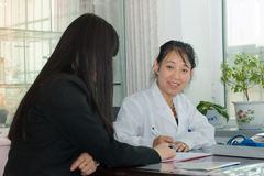 Profession - doctor Royalty Free Stock Photography