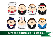 Profession Egg Stock Image