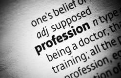 Profession ou commerce Images libres de droits