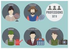 Free Profession People. Set 9 Stock Image - 48629901