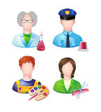 Profession people Stock Photography