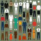 Profession people uniform, Stock Images