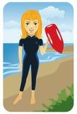 Profession series: Lifeguard Stock Photos