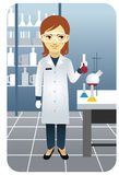 Profession series: scientist Stock Photos