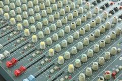 Professional Audio Mixer Stock Photos