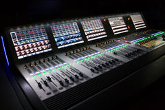 Free Professional Audio Mixer For You Music Stock Images - 12020124