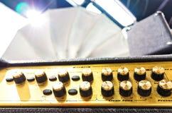 Professional audio sound equipment Stock Photos