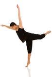 Professional ballet dancer Stock Images
