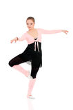 Professional ballet dancer Royalty Free Stock Photography