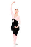 Professional ballet dancer Royalty Free Stock Images