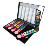 Professional beauty make up kit Stock Photo