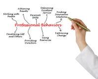 Professional Behaviors Stock Images