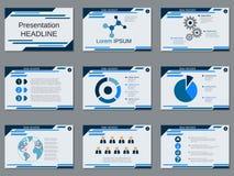 Professional business presentation, slide show vector template. Professional business presentation, slide show vector design template Stock Photo