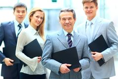 Professional business team Stock Images