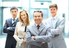 Professional business team Royalty Free Stock Photography