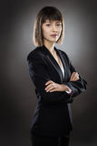 Professional business woman Royalty Free Stock Photos