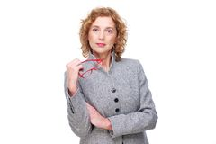 Professional Business Woman Portrait Royalty Free Stock Photos