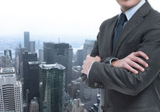 Professional businessman Stock Photography