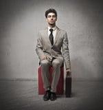 Professional Businessman Royalty Free Stock Image