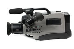 Professional camcorder Stock Photos
