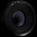 Professional Camera Lens 3d Illustration Stock Image