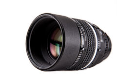 Professional camera lense Royalty Free Stock Image