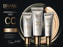 Free Professional CC Cream Ads Stock Photos - 86706363