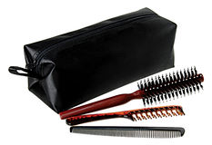 Professional comb isolated Royalty Free Stock Photos