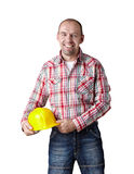Professional construction Royalty Free Stock Photo