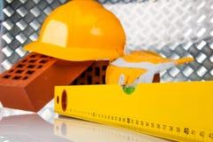 Professional construction site concept Stock Photo
