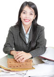 Professional consulting advice Stock Photography