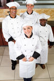 Professional cooks Stock Photography