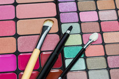 Professional cosmetics Royalty Free Stock Images