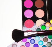 Professional cosmetics. Royalty Free Stock Photo