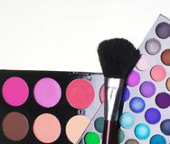 Professional cosmetics Royalty Free Stock Photo