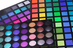 Professional cosmetics Royalty Free Stock Image