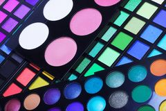 Professional cosmetics. Royalty Free Stock Images