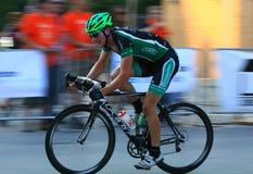 Professional cyclist Stock Photos