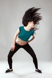 Professional dancer Royalty Free Stock Images
