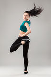 Professional dancer Royalty Free Stock Photo