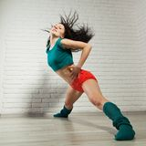 Professional dancer Royalty Free Stock Image