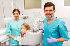Professional dentist office Royalty Free Stock Photography