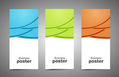 Professional and designer cards Stock Photos