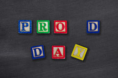 Professional development day Royalty Free Stock Photos