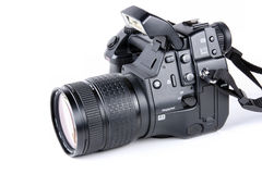 Professional digital camera Stock Images